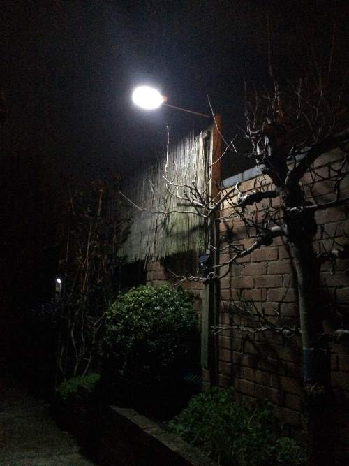Solar powered garden lights tested and reviewed by fred in the shed innogear 36 led solar lights outdoor motion sensor security light with mounting pole aloadofball Image collections